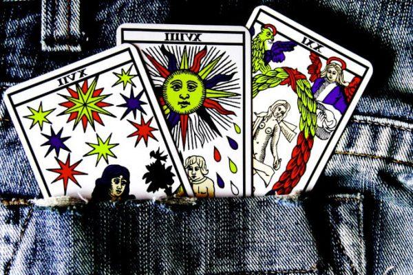 Najpiękniejsze karty tarota. Oto najładniejsze talie