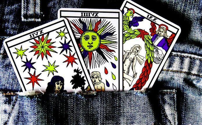 Najpiękniejsze karty tarota